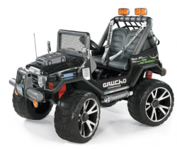 Detské vozítko Peg-Pérego Gaucho Super Power
