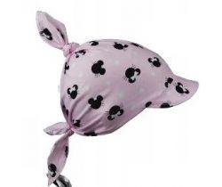 Detský šatka WORK-LESS Pink Mouse