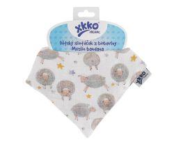 Detský slintáček Kikko Organic