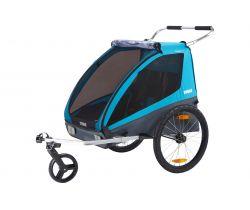 Detský vozík za bicykel Thule Coaster XT