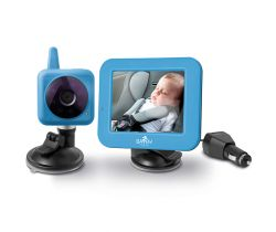 Digitálna video pestúnka do auta aj na doma Bayby BBM 7030