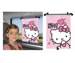Roletka do auta Kaufmann Hello Kitty