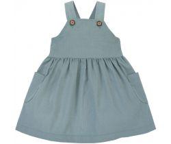 Dievčenské šaty Pinokio Happy My Garden Green