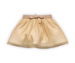 Dievčenské sukne Pinokio Princess Beige