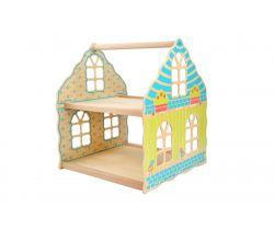 Domček pre bábiky Lucy & Leo Dollhouse