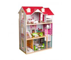 Domček pre bábiky Wooden Toys Julia