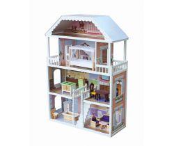 Domček pre bábiky Wooden Toys Klara
