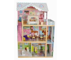 Domček pre bábiky Wooden Toys Lena
