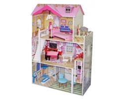 Domček pre bábiky Wooden Toys Lila