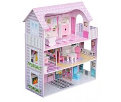 Domček pre bábiky Wooden Toys Pola