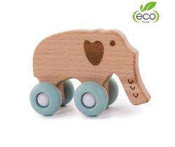 Drevená hračka Bo Jungle B-Woody Elephant