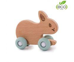 Drevená hračka Bo Jungle B-Woody Rabbit