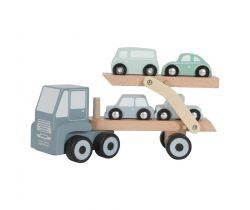 Drevená hračka Little Dutch Přepravník