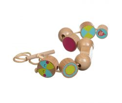 Drevená hračka Lucy & Leo Caterpillar