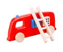 Drevená hračka Lupo Toys Fire Truck