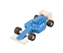 Drevená hračka Lupo Toys Formule 1