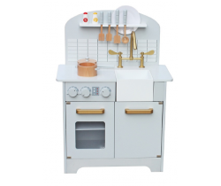Drevená kuchynka Wooden Toys Deluxe
