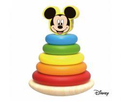 Drevená pyramída veľká Derrson Disney Mickey Mouse