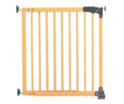 Drevená zábrana Reer Basic Twinfix Active-Lock