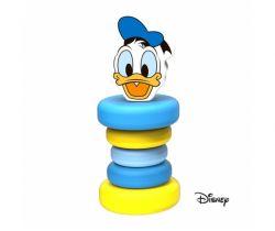 Drevené hrkálka Derrson Disney Káčer Donald