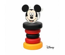 Drevené hrkálka Derrson Disney Mickey Mouse