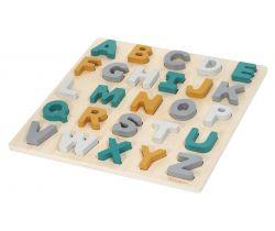 Drevené puzzle Kindsgut ABC Caspar