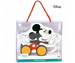 Drevený ťahacie Mickey Mouse Derrson Disney