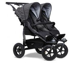 Kočík pre dvojčatá TFK Duo Air Premium
