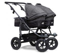 Kočík pre dvojčatá TFK Duo Combi Air Premium