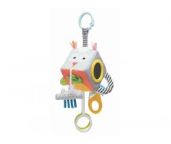 Edukačná kostka Taf Toys Vtáčik