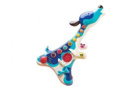Elektronická gitara B-Toys psík