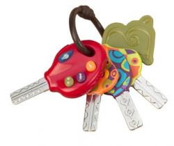 Elektronické kľúče B-Toys LucKeys