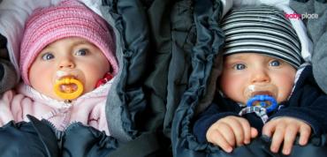 4 otázky, ktoré si položiť pred výberom kočíka pre dvojčatá