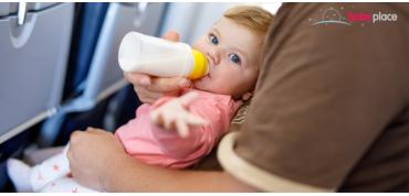 3 tipy na bezproblémové cestovanie s bábätkom