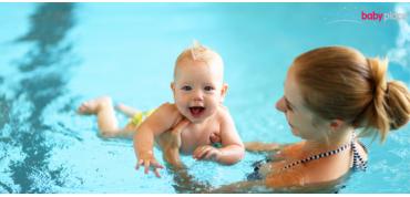 Plávanie bábätiek - pre zdravie i pre radosť