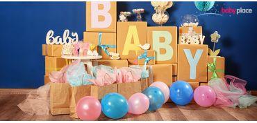 3 tipy na dokonalú baby shower