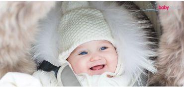 7 TOP vecí do výbavy pre bábätko narodené v zime