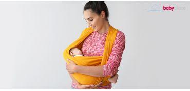 Ako vybrať a používať šatku na nosenie detí