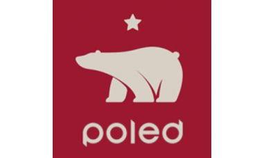 Poled