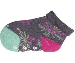 Froté ponožky s protišmykovou úpravou Yo Snow Flake