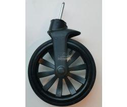 """Gélové koleso ku kočíku s vidlicou Anex Cross 10"""" predné Čierne"""