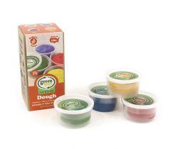 Kreatívne hmota Green Toys 4 ks