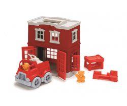 Požiarna stanica Green Toys