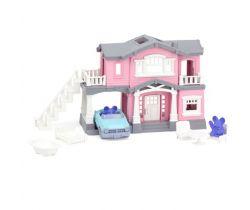 Dom s príslušenstvo 9 ks Green Toys
