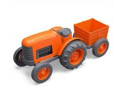 Traktor s vlečkou Green Toys