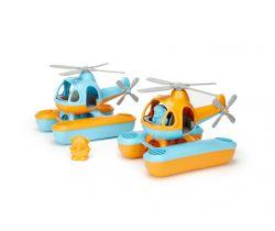 Vrtuľník hydroplán Green Toys
