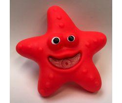 Gumová mořská hvězda Hencztoys Midi
