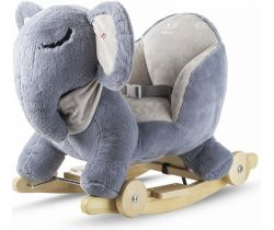 Hojdacia hračka s melódiou Kinderkraft Elephant