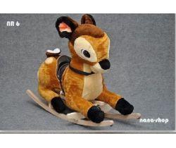 Hojdacia hračka Smyk Srnečka Bambi NR6