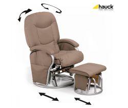 Hojdacie kresielko Hauck Metal Glider Recline